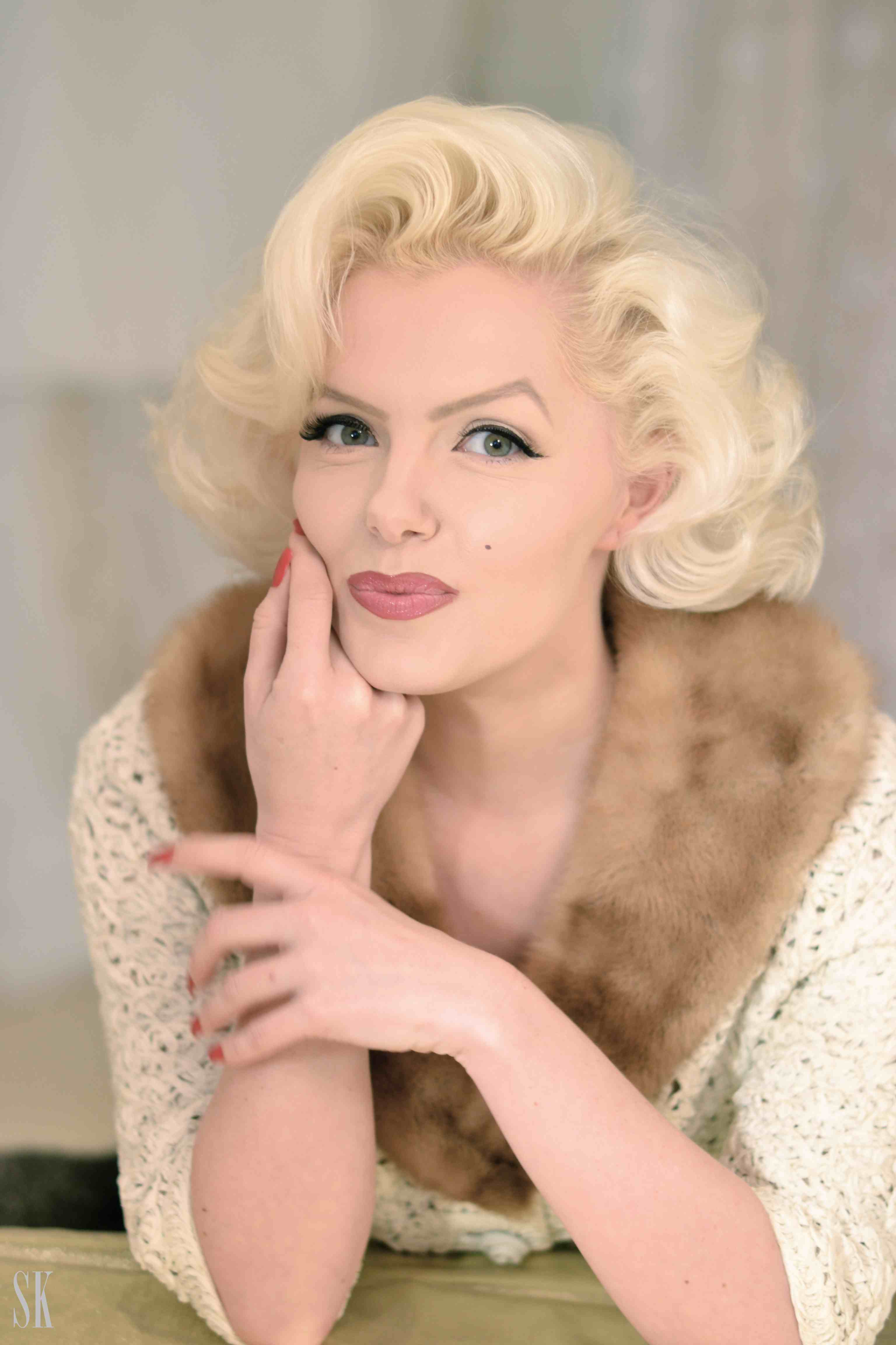 marilyn monroe look alikes